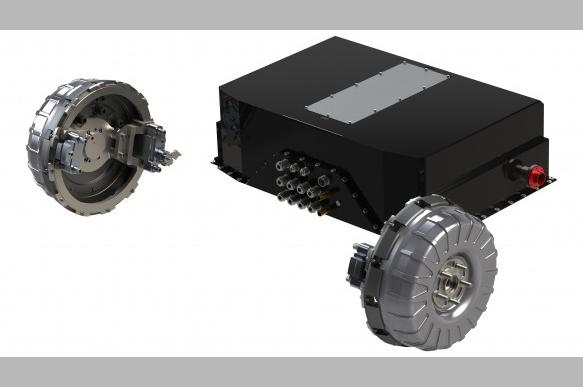 In Wheel Electric Motor For 2014 From Protean Autoevolution