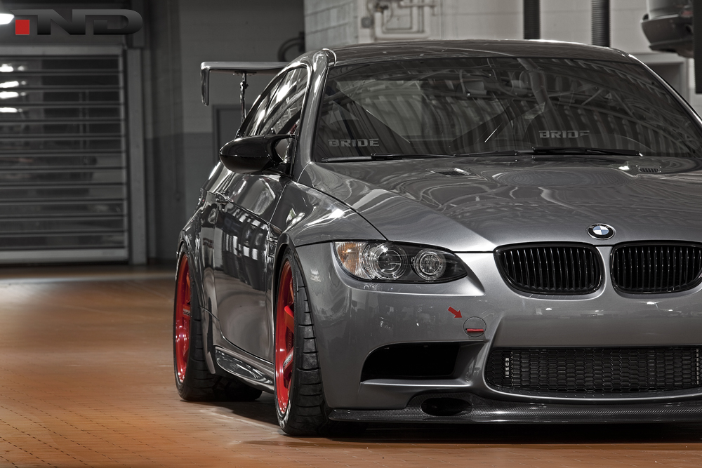 Ind Distribution Creates Japanese Style M3 Autoevolution