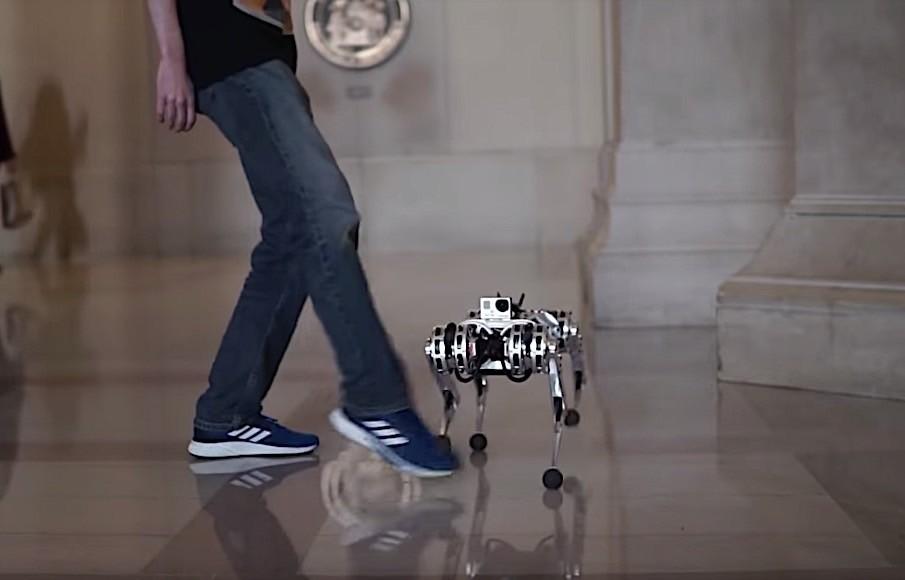 Indestructible Four Legged Robots Can Do Backflips Now