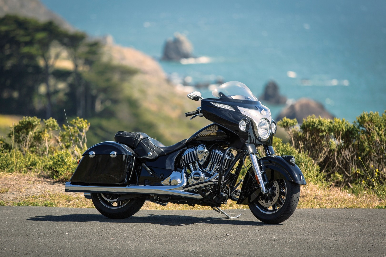 Indian Chieftain Receives Wide Range Of Aftermarket