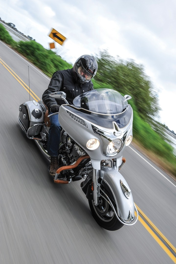 2015 Lexus Gs >> Indian Chieftain Receives Wide Range of Aftermarket ...