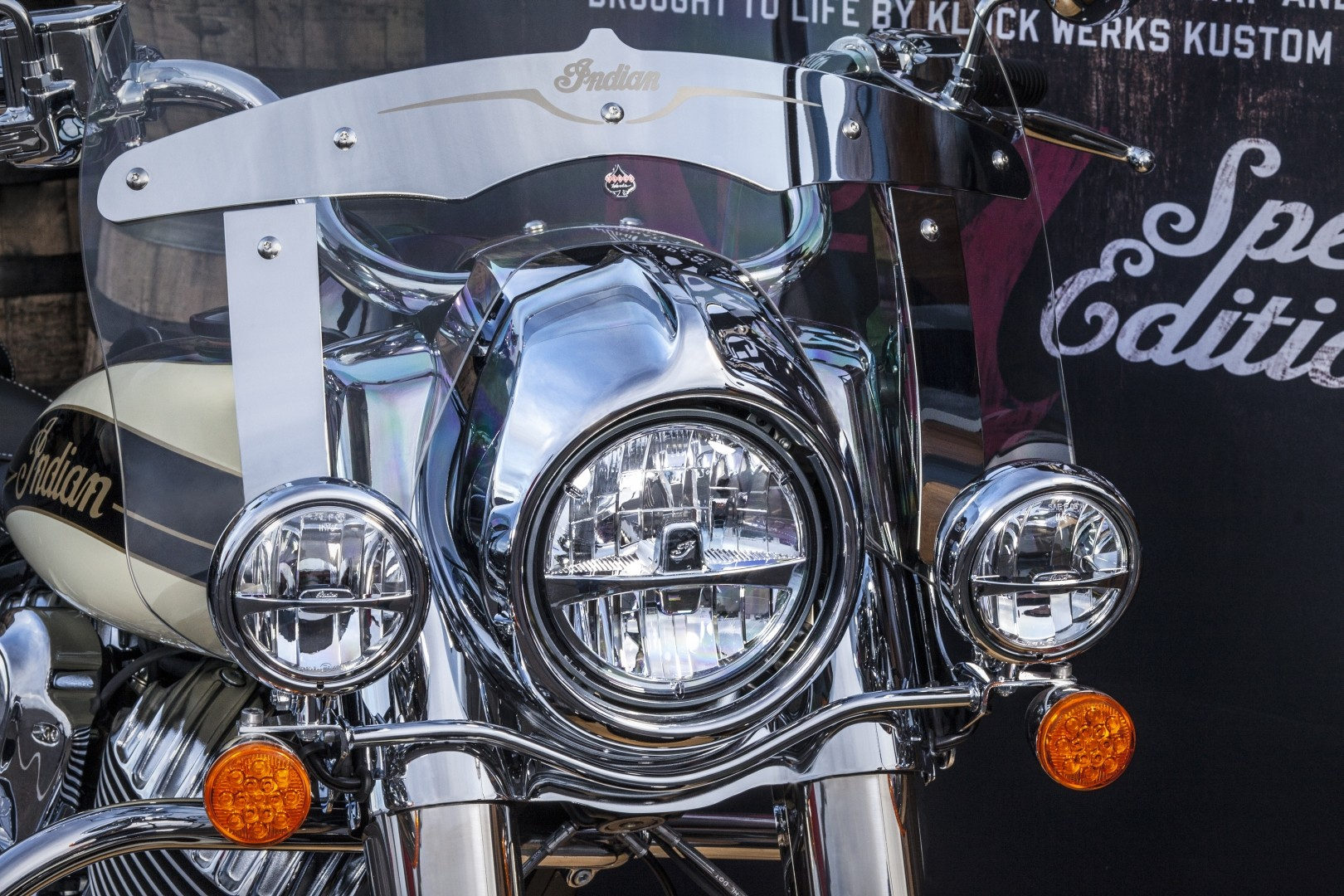 Indian Motorcycle Limited Edition Jack Daniel's Chief Vintage - autoevolution