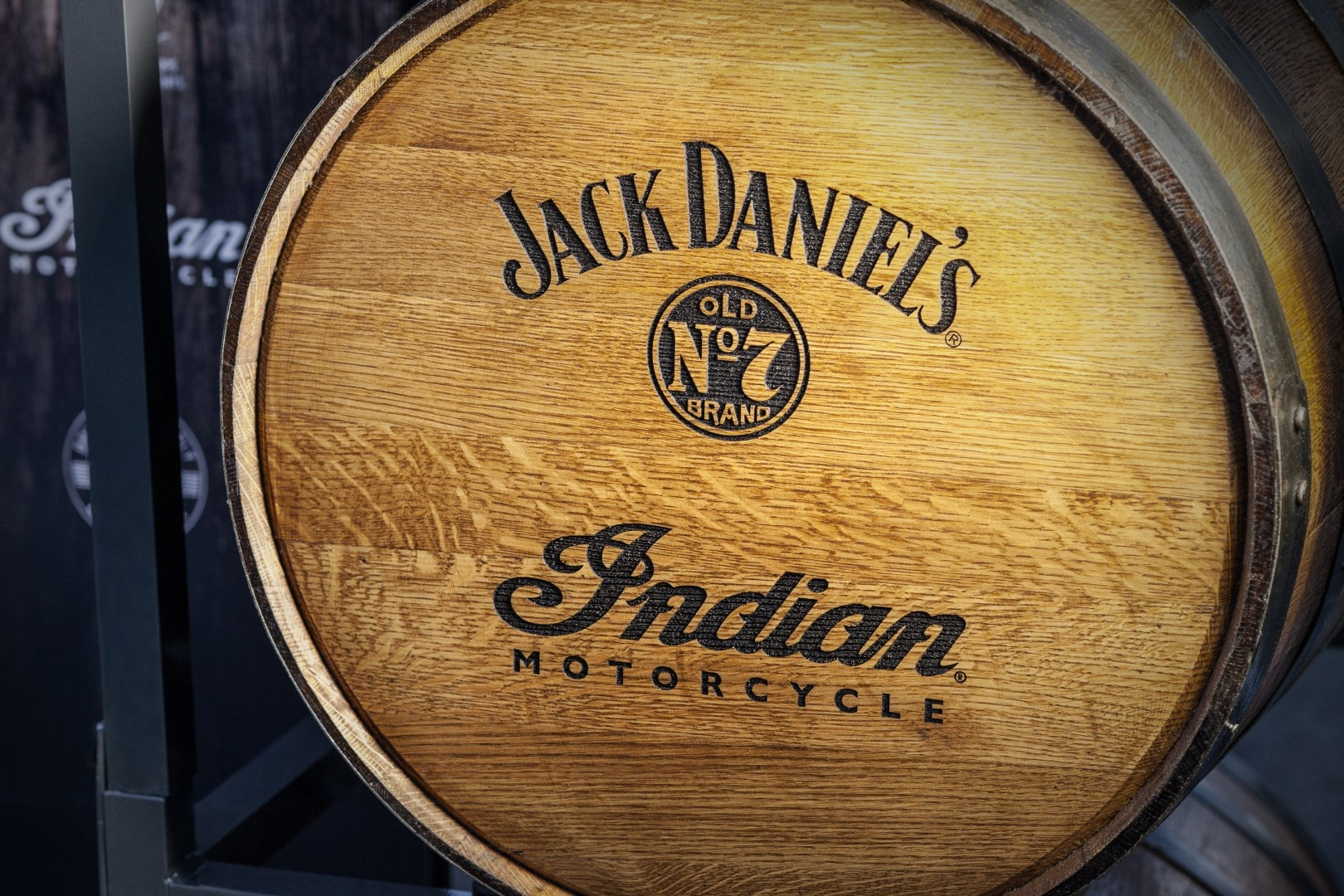 Indian Motorcycle Limited Edition Jack Daniel S Chief