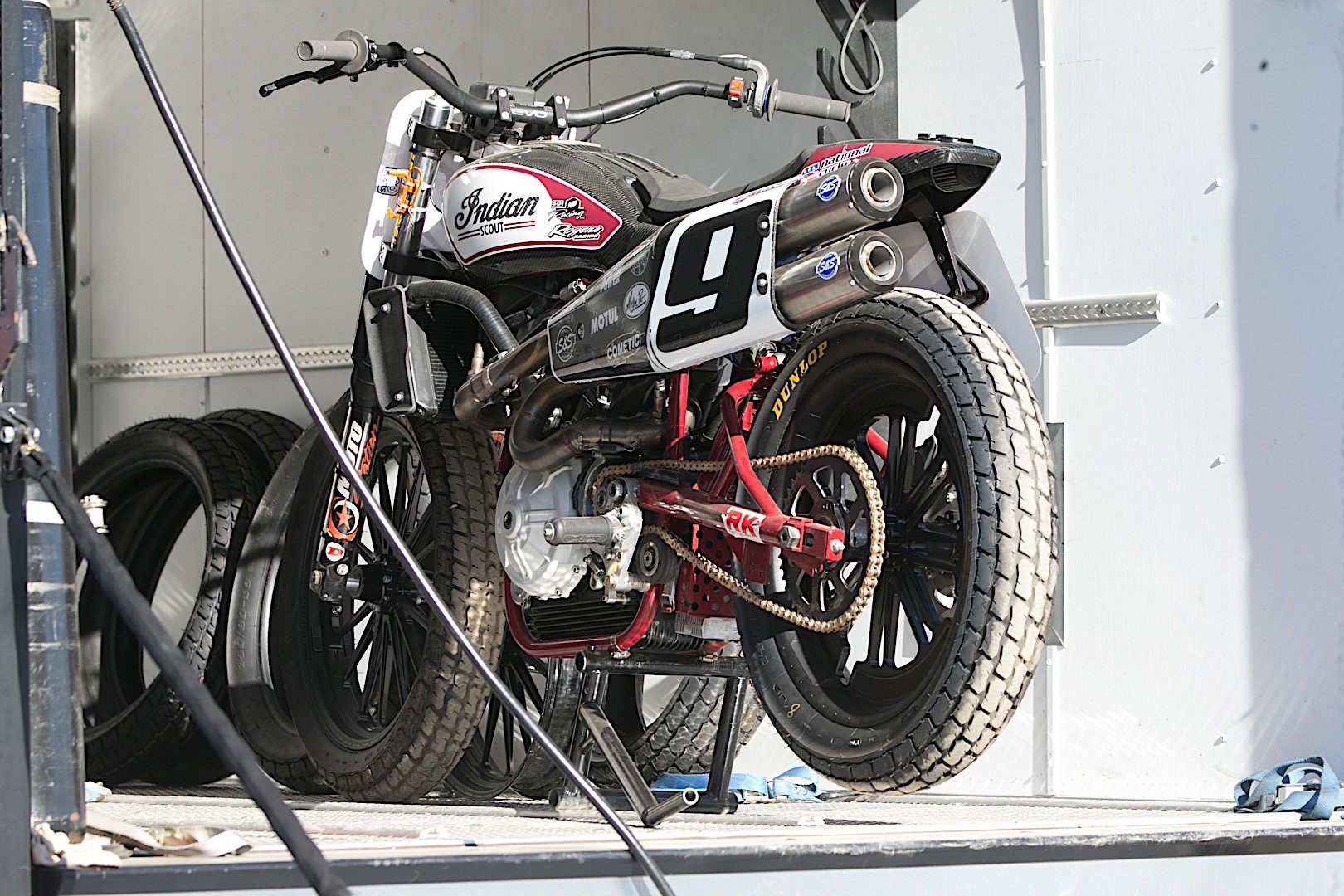 Indian Motorcycle Racing Scores Fifth Consecutive Win This ...