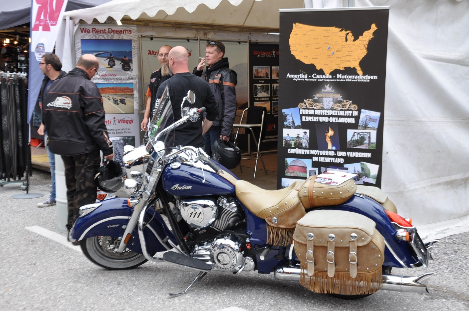 Indian Motorcycle Riders Group Launches In Emea In Mid September Photo Gallery