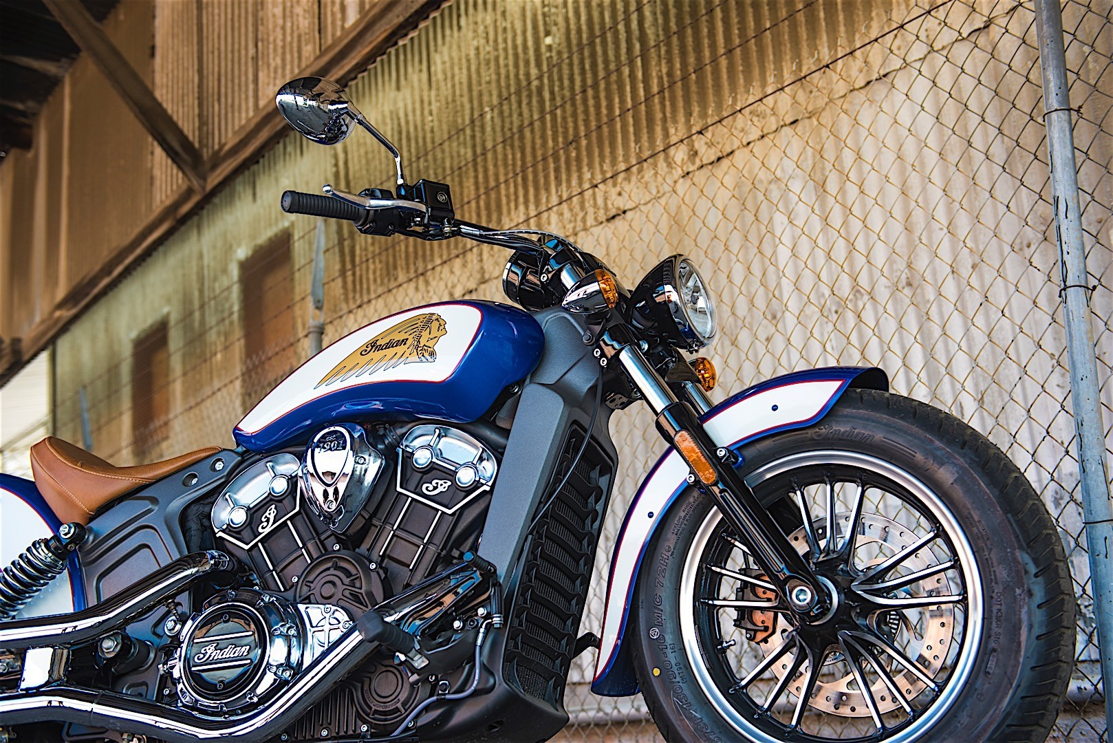 Indian Motorcycle's 2017MY Lineup Is Here and It's ...
