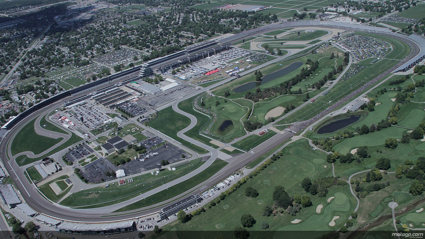 Indianapolis motor speedway confirmed to host motogp race for Indianapolis motor speedway indianapolis in