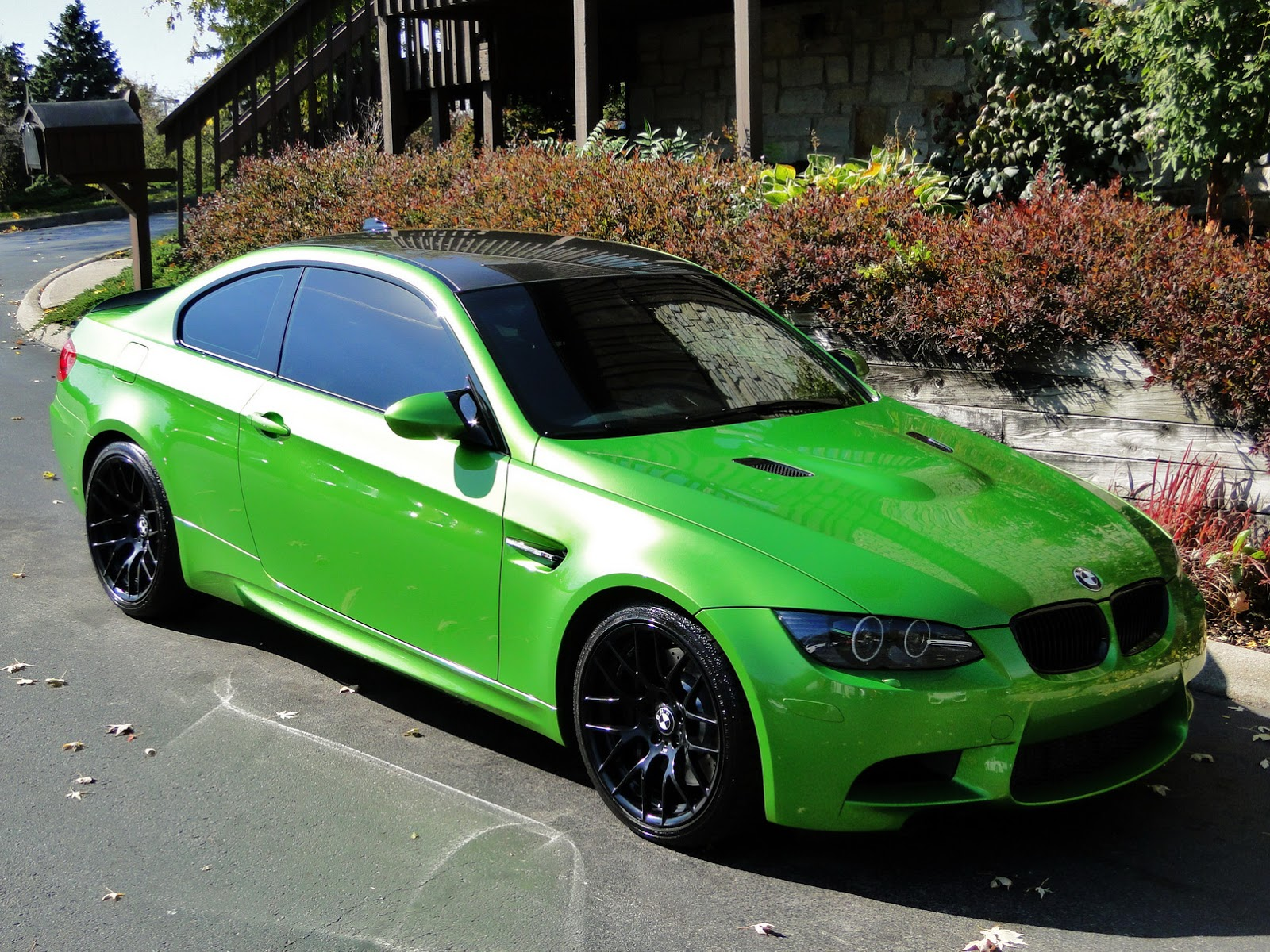 Individual Java Green Bmw E M Up For Sale Photo Gallery