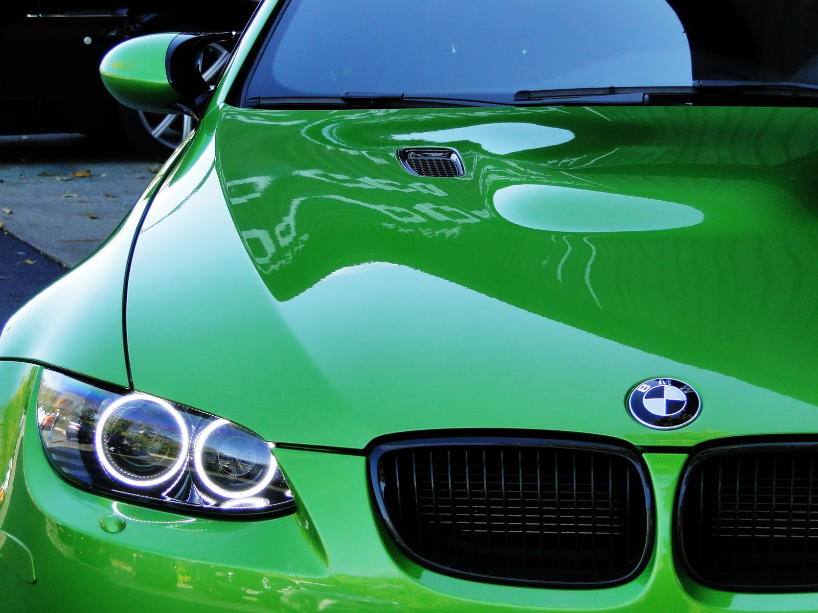 Individual Java Green BMW E92 M3 Up for Sale - autoevolution