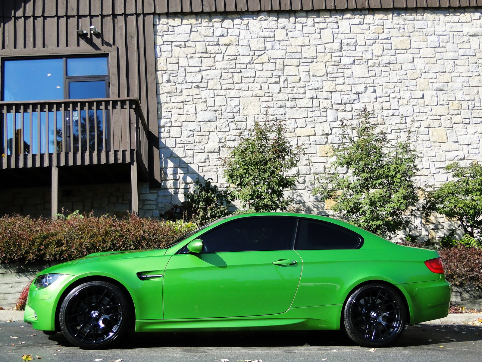 Individual Java Green Bmw E92 M3 Up For Sale Autoevolution