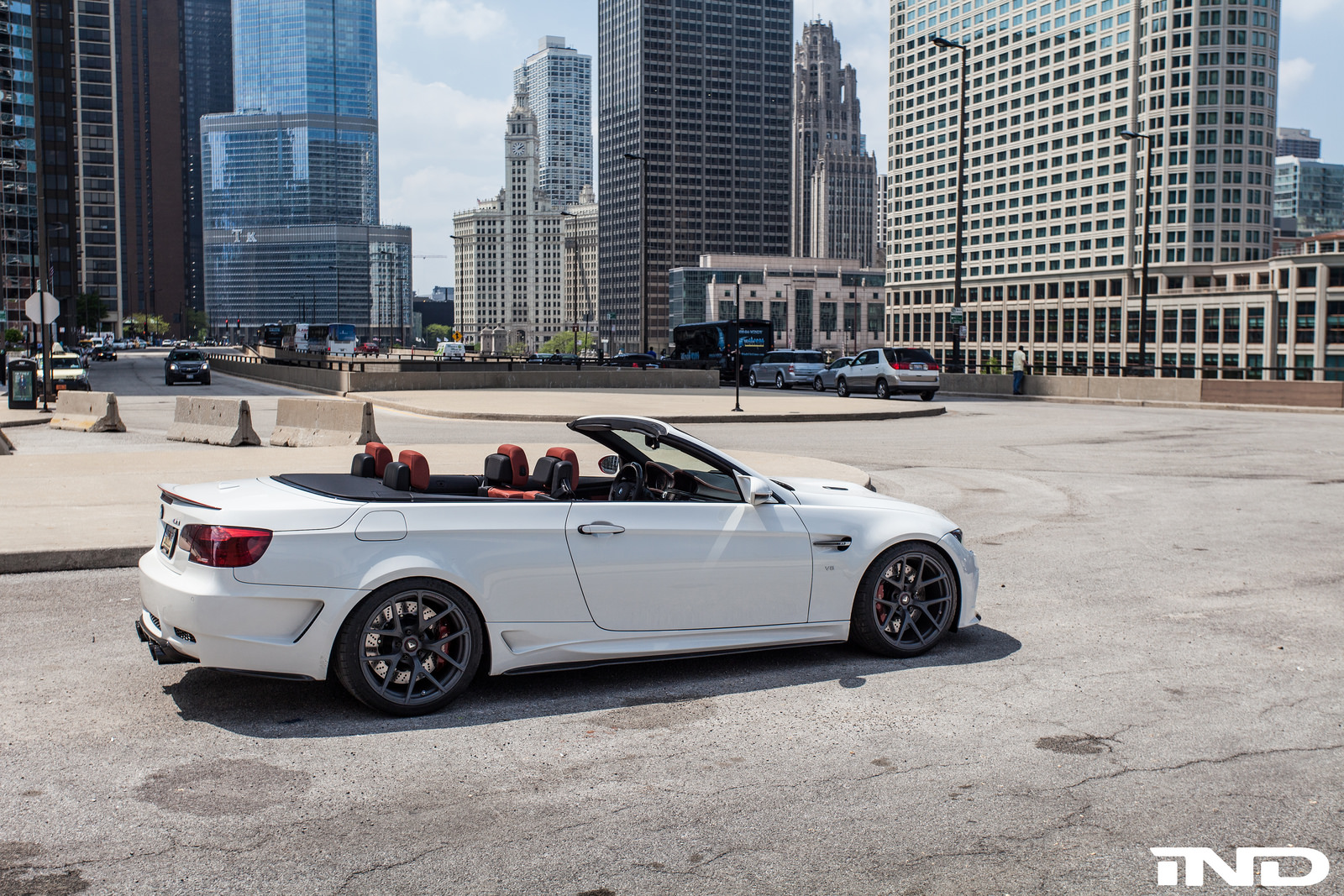 Ind S Ear To Ear M3 Convertible Is Truly One Of A Kind Autoevolution