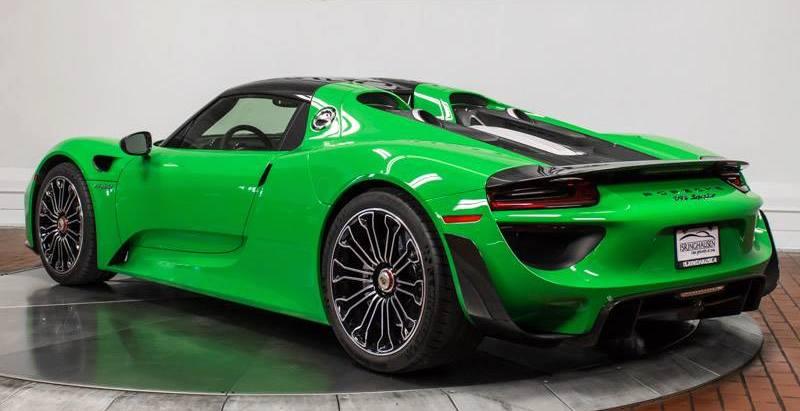Indycar Ace Graham Rahal Just Bought A New Porsche 918 Spyder