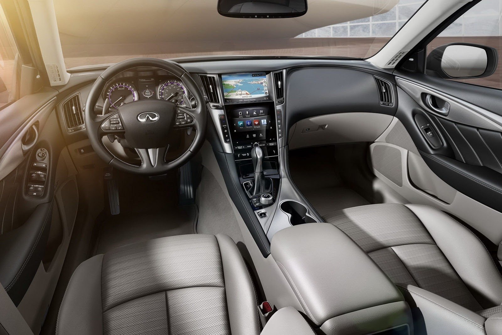 Infiniti Announces Q50 Extended Wheelbase For China