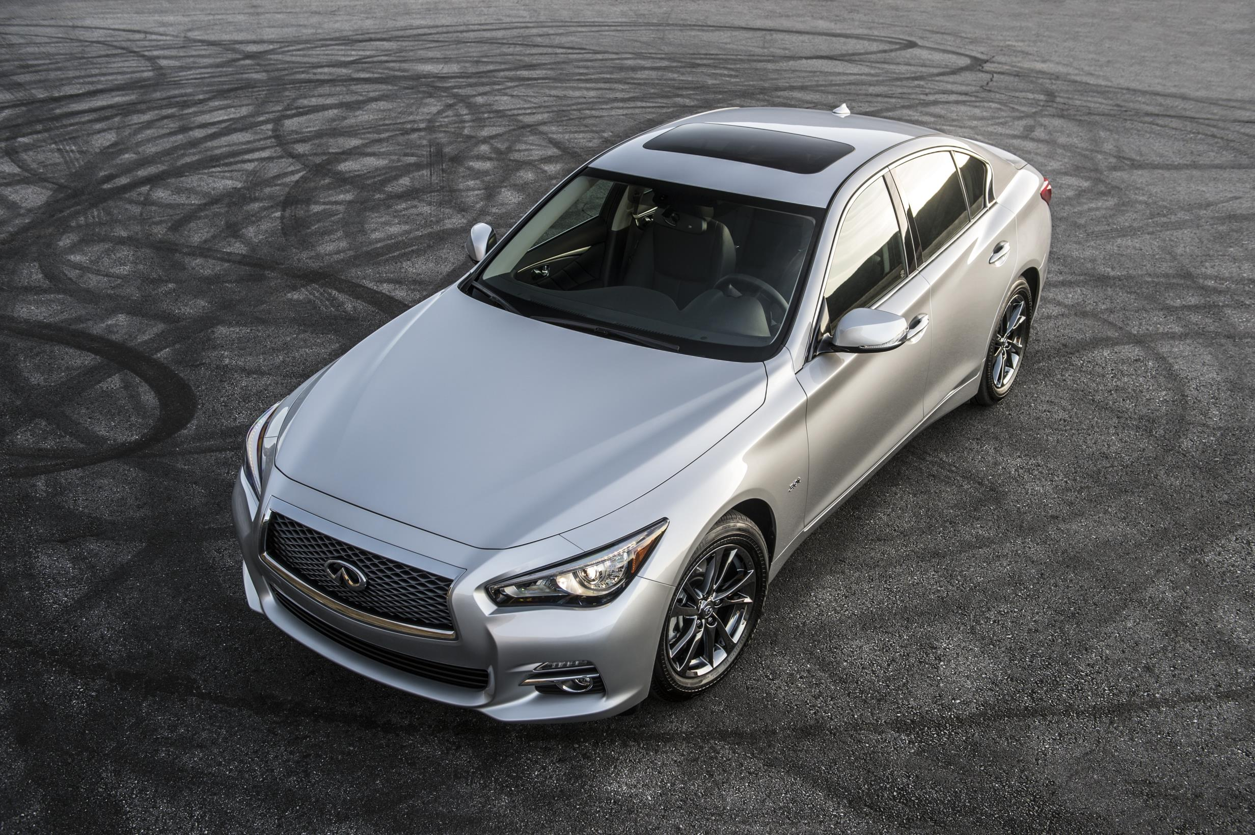 Infiniti Q60 Convertible to Enter Production in Early 2017, Will Get Performance Version ...