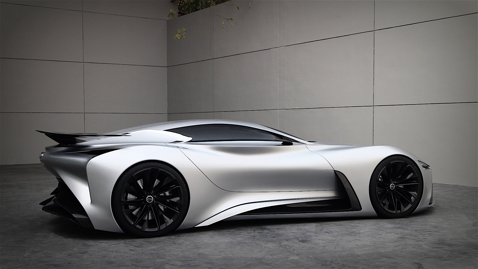 Infiniti Concept Vision Gran Turismo Available For Download Starting Today on New 3d Racing Car Games