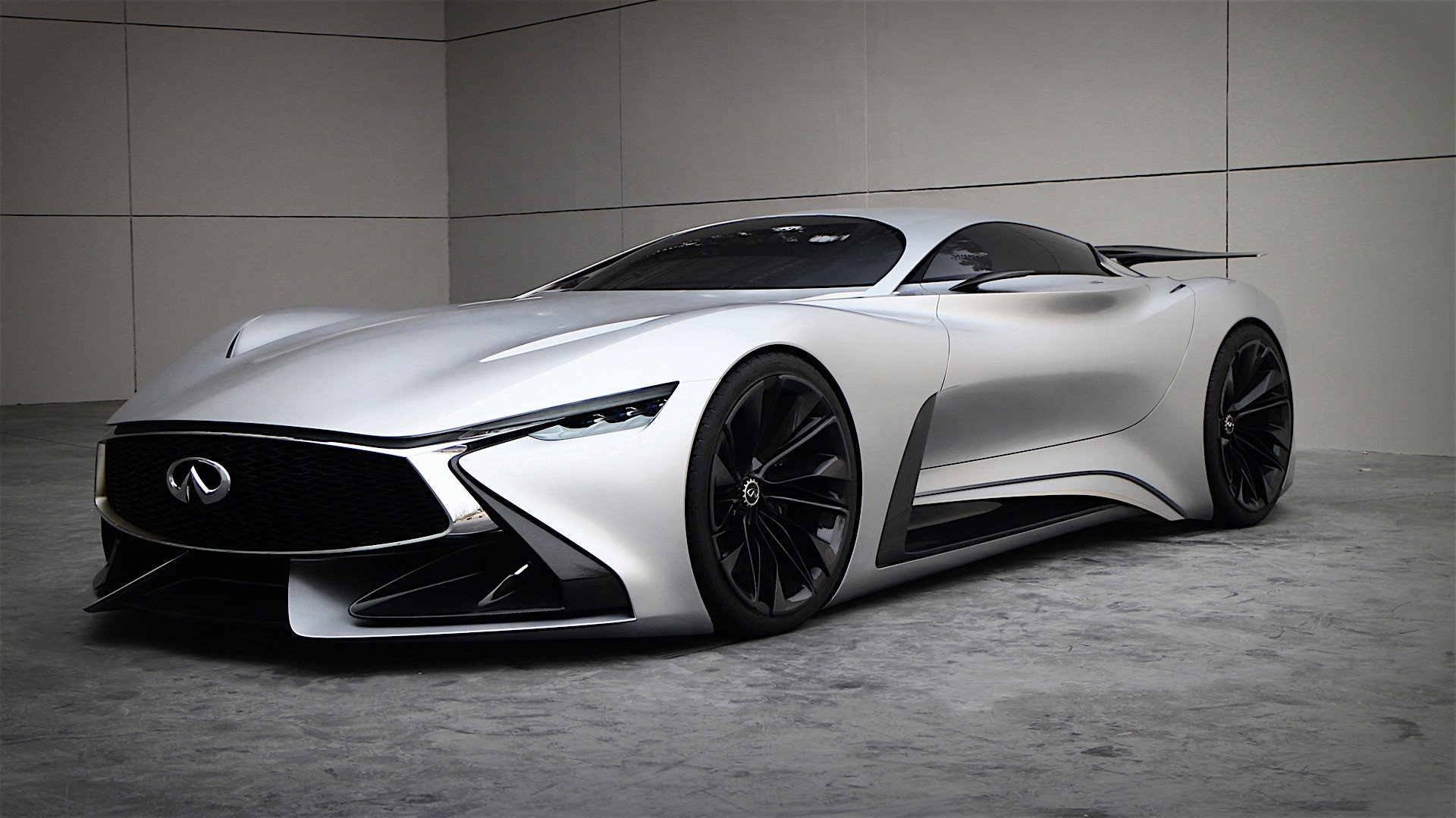 Infiniti Concept Vision Gran Turismo Available For