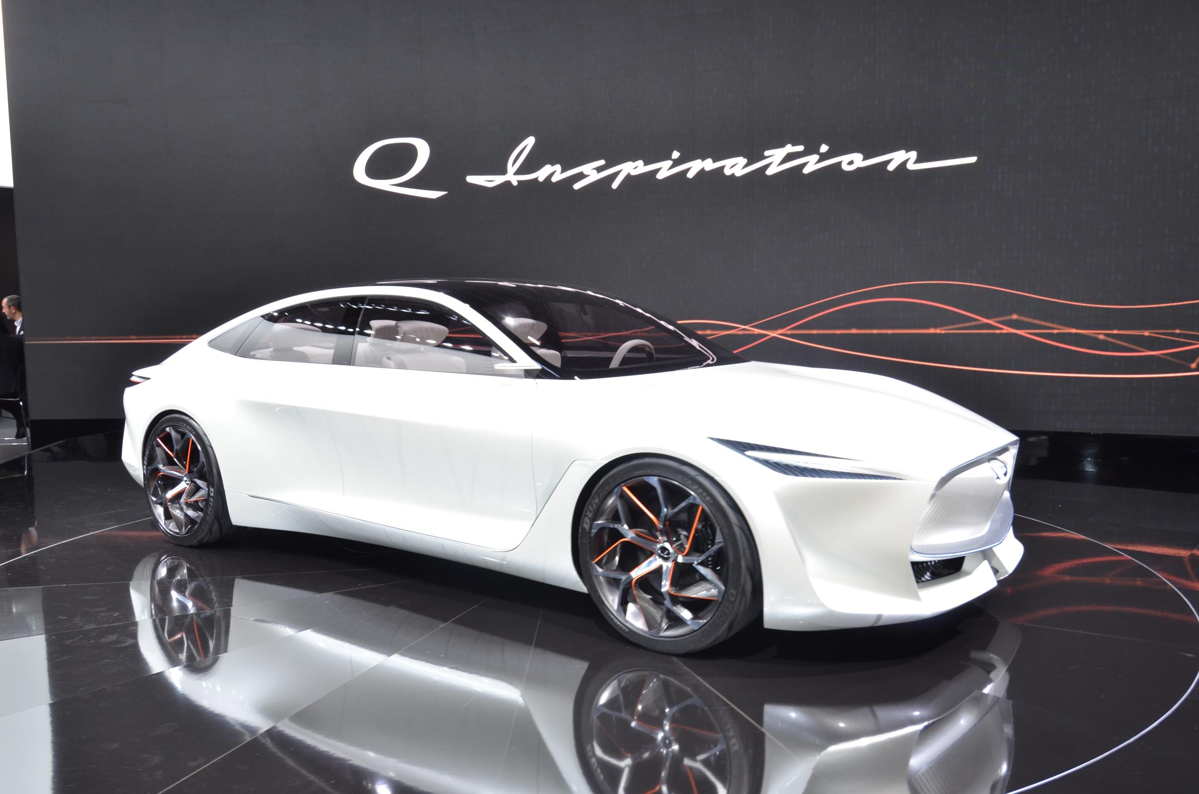 Pebble Beach Car Show >> Infiniti Electrified Performance Concept Car to Show at Pebble Beach - autoevolution
