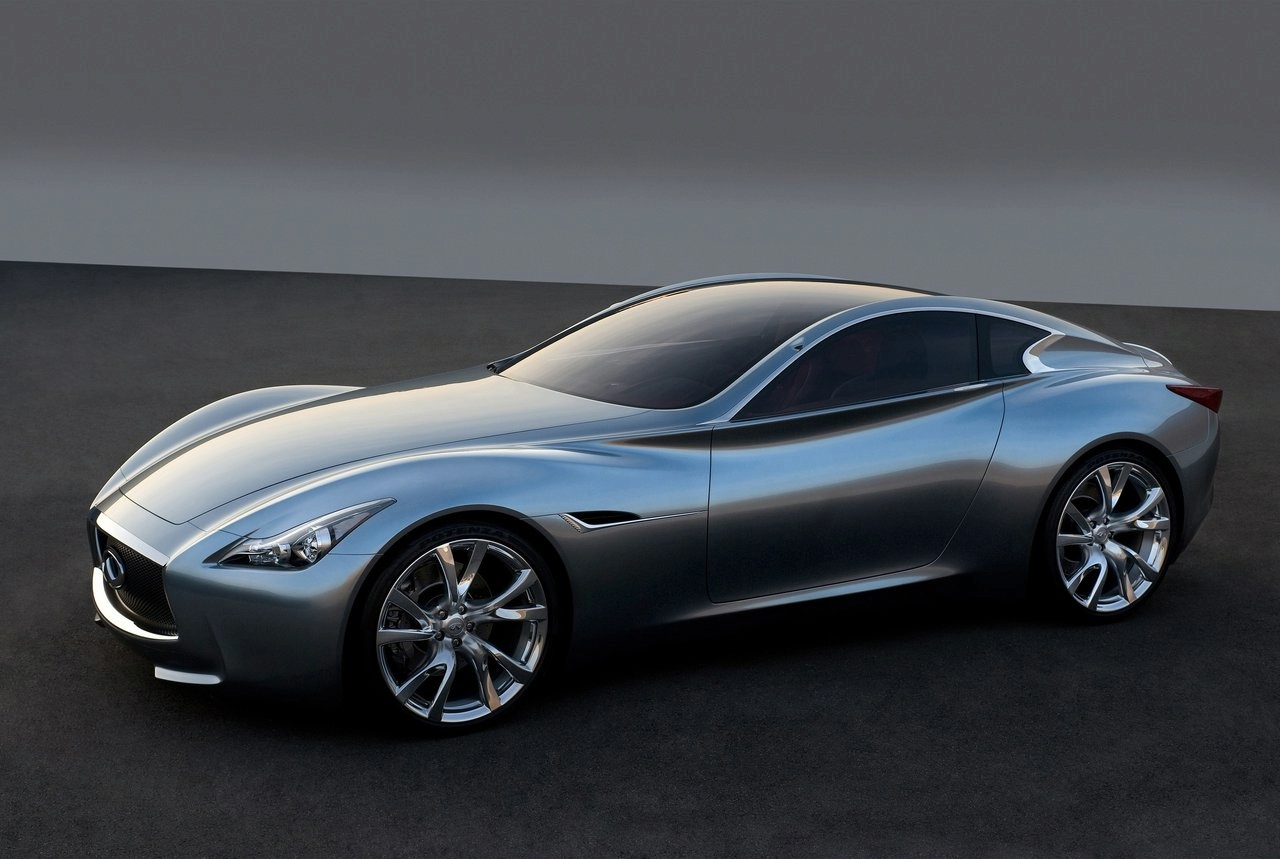 Infiniti Essence Sees Daylight in Geneva, Photo Gallery ...