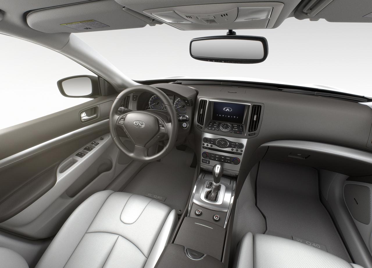 Infiniti Sedan Renamed For Autoevolution