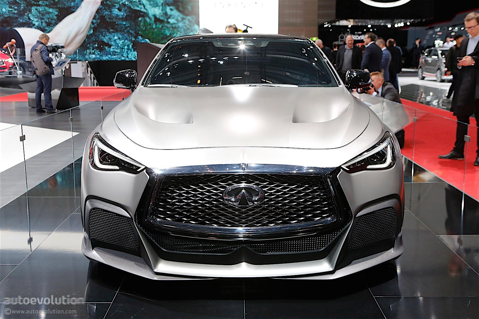 Infiniti Q60 Convertible To Enter Production In Early 2017