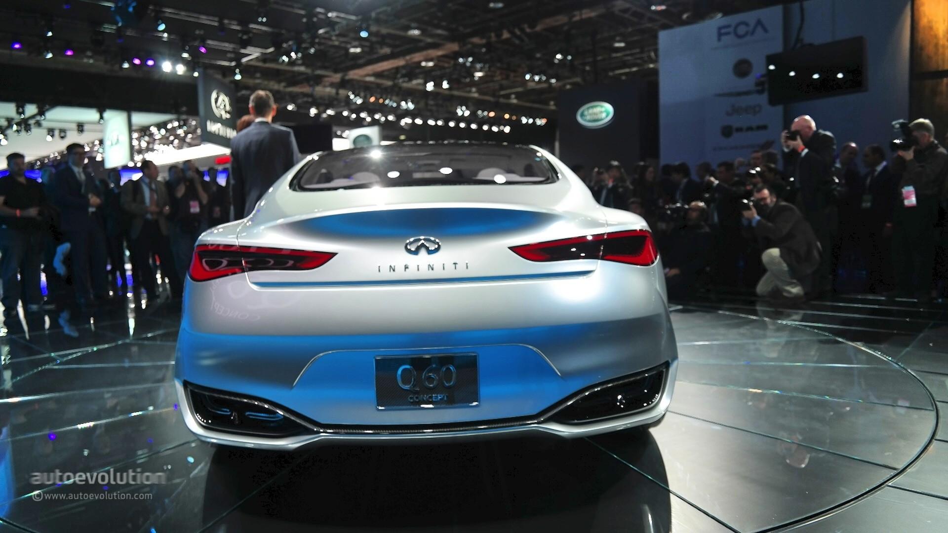 2016 Infiniti Q60 Coupe Concept
