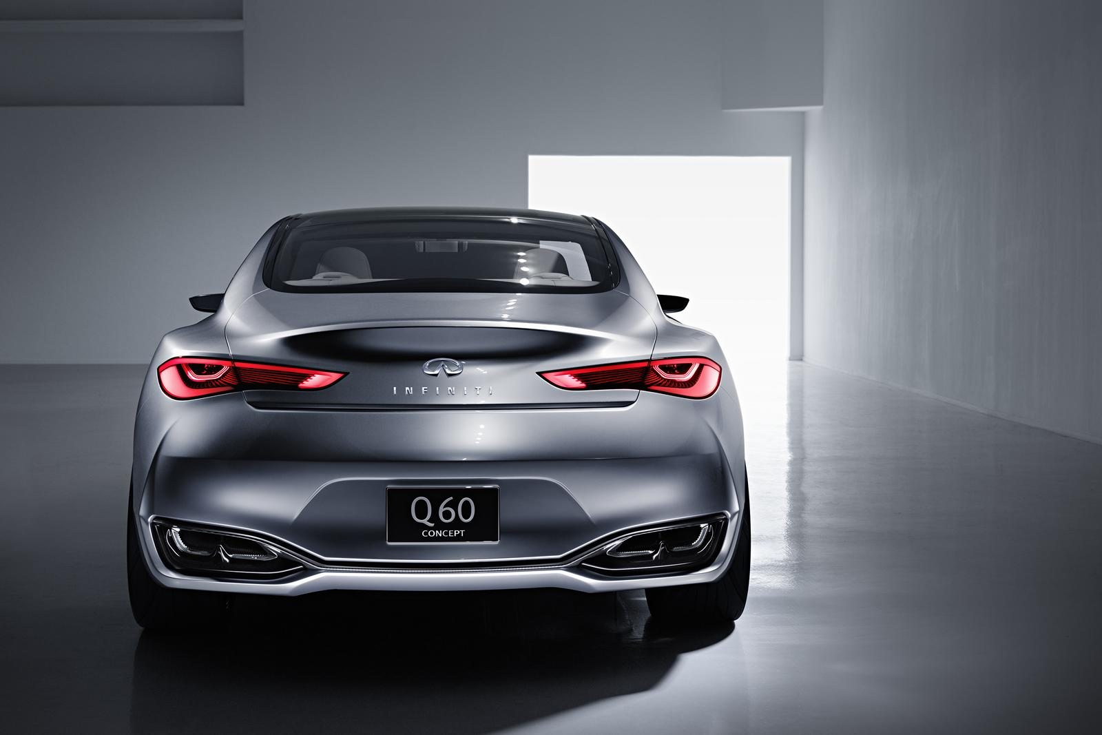 Infiniti Q60 Concept Unveiled with 3-liter V6 Twin-Turbo ...