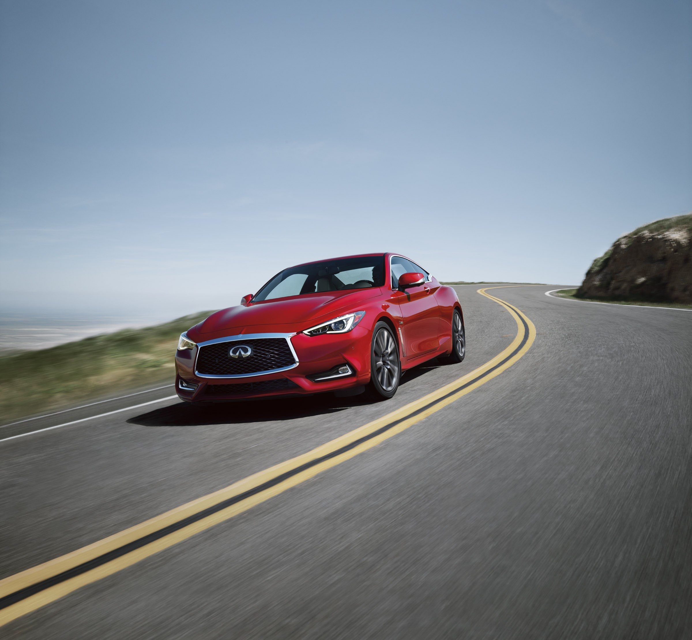 2017 Infiniti Q60 Red Sport 400 Now Available To Order