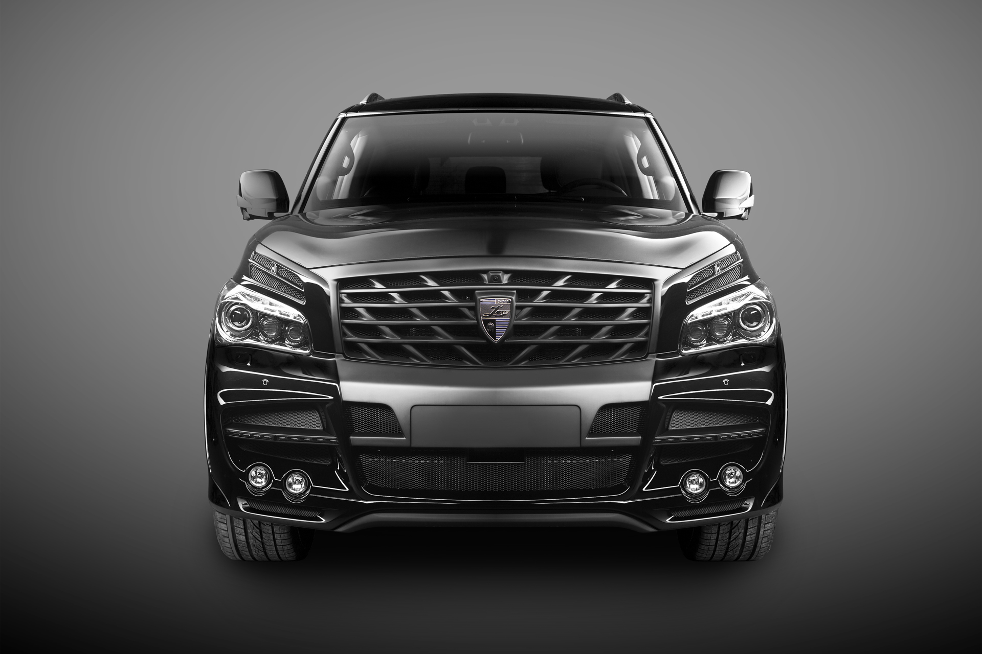 infiniti qx80 gets the larte design treatment autoevolution