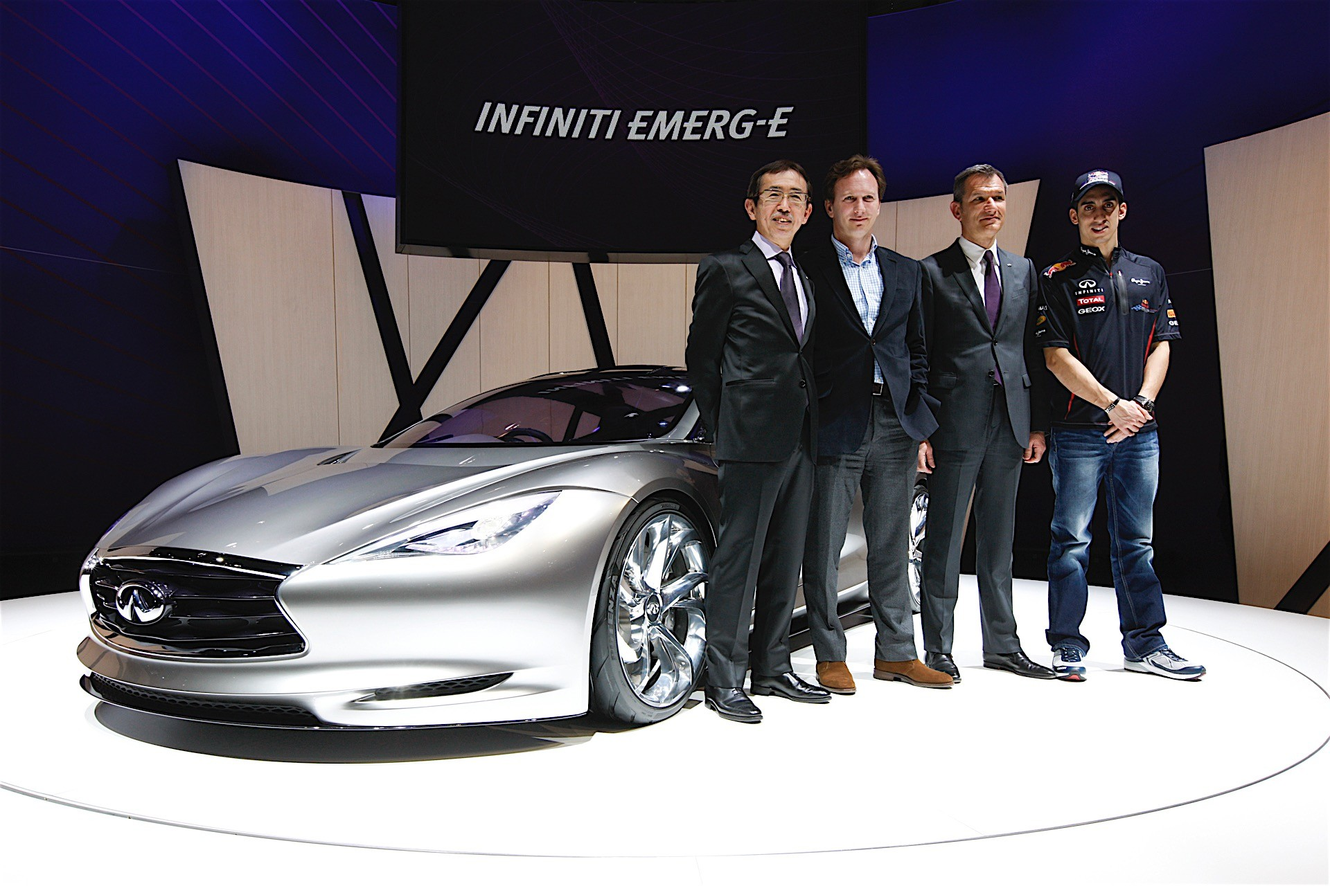 Infiniti Electric Sports Car Confirmed Expect It By 2020