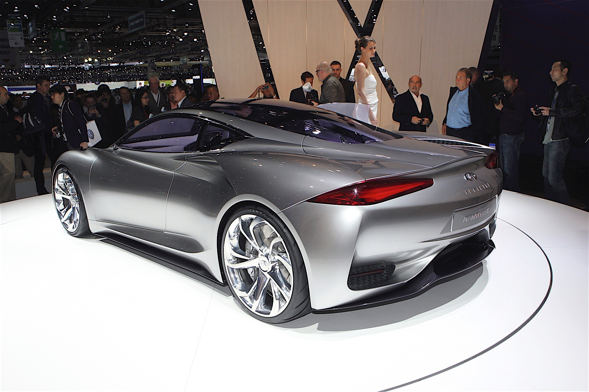 Infiniti Electric Sports Car Confirmed, Expect It By 2020 ...