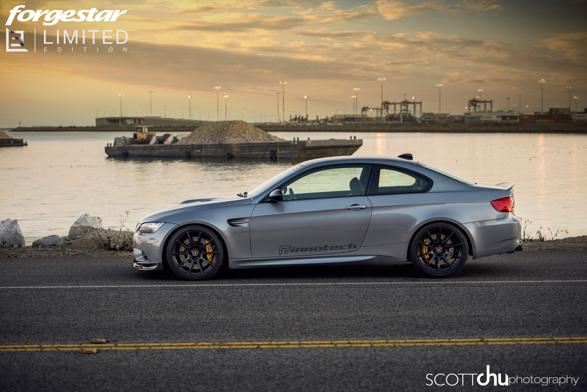Innotech Limited Edition E92 M3 On Forgestar Wheels Sounds