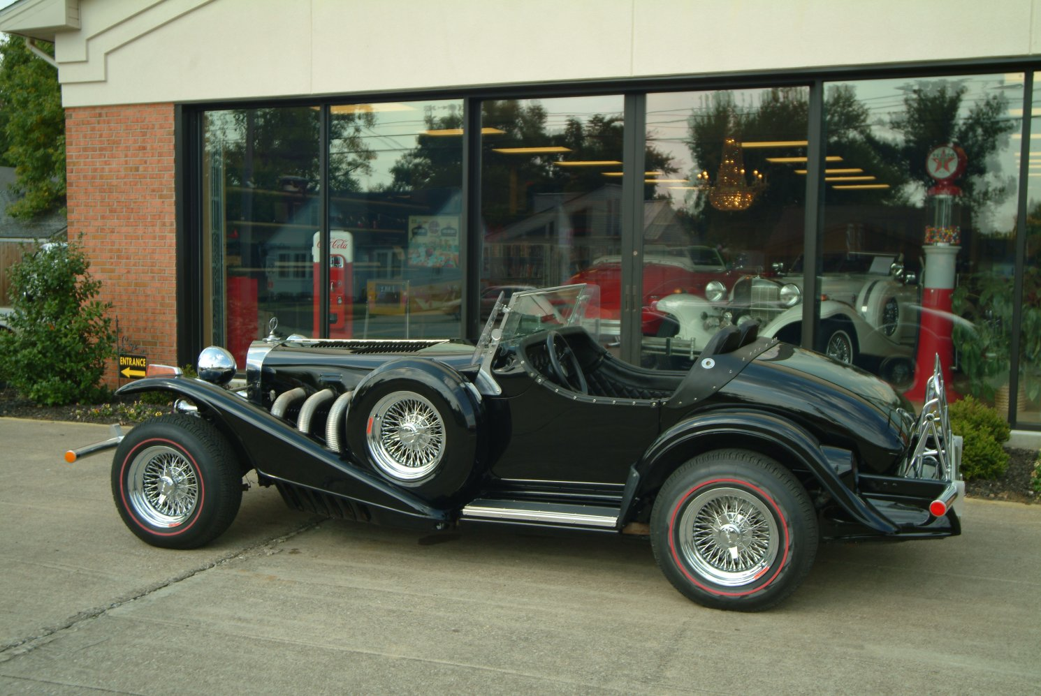 Internet Find Of The Day  Excalibur Roadster Series Iii Up For Grabs Autoevolution
