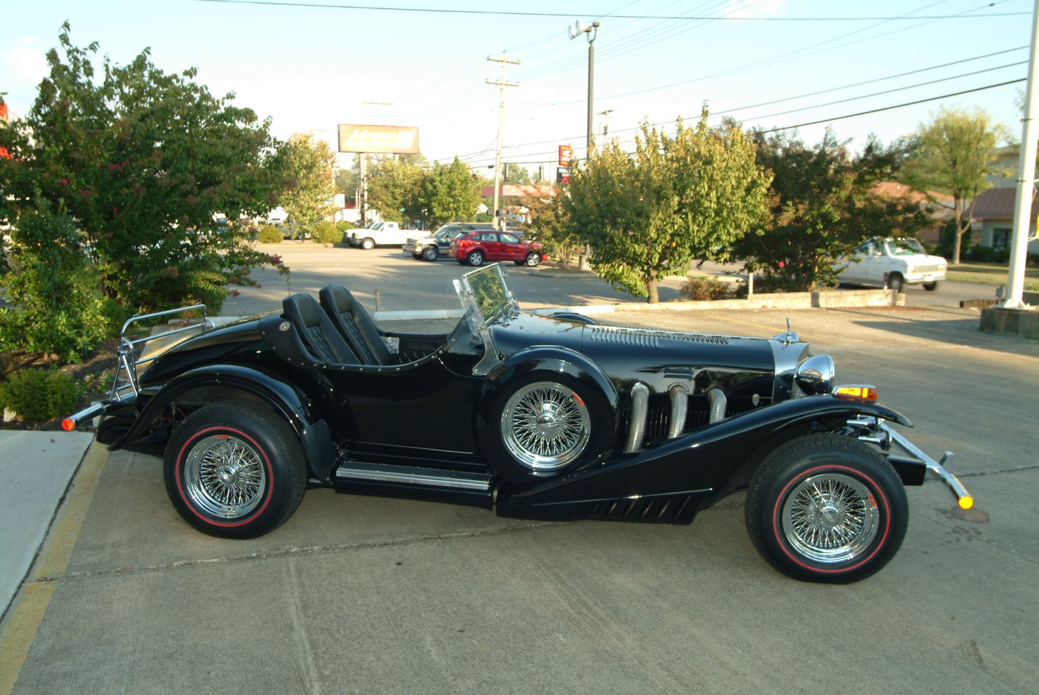 Internet Find of the Day: 1979 Excalibur Roadster Series ...
