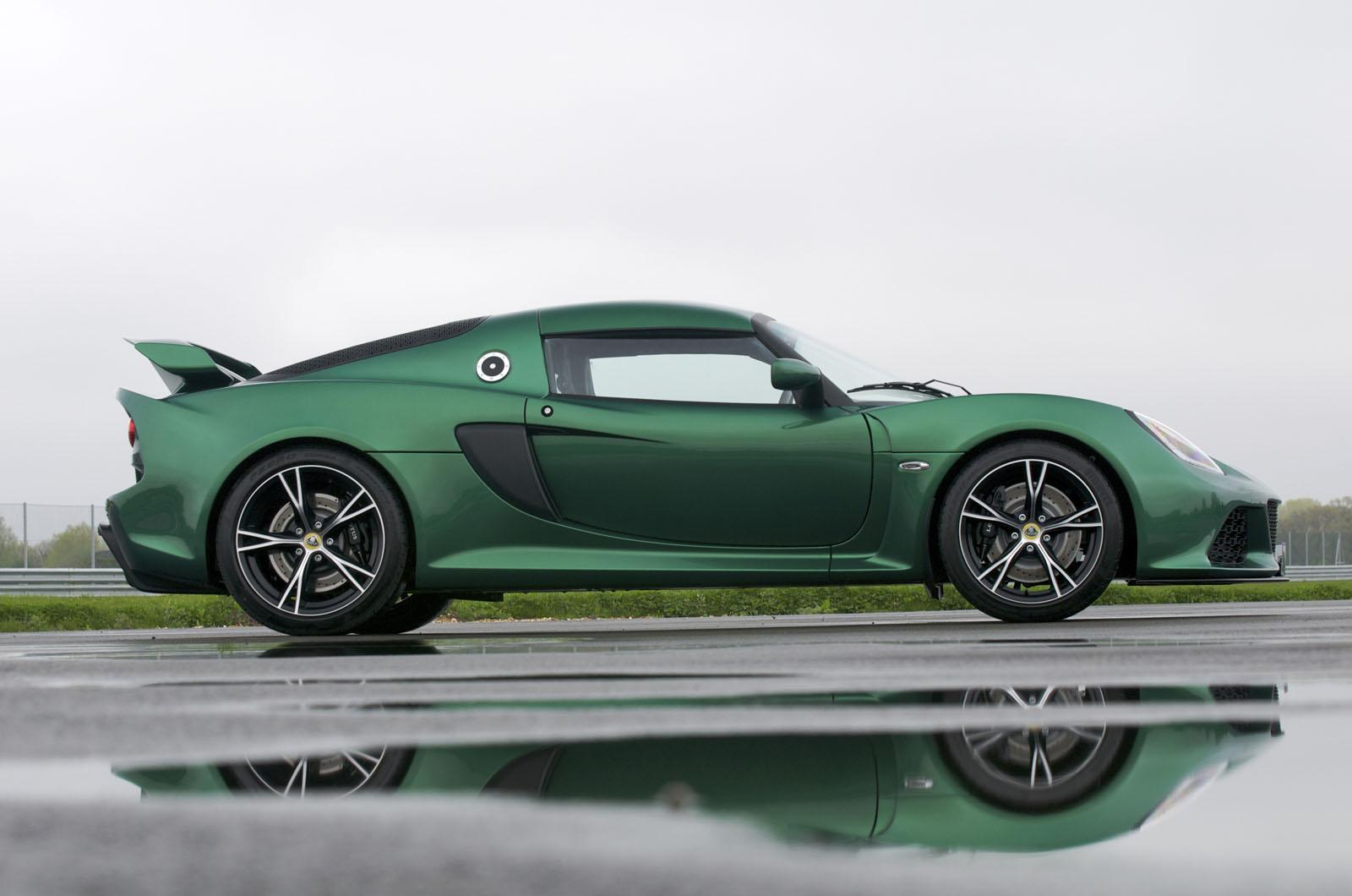 Ips Automatic Transmission Now Available For The Lotus
