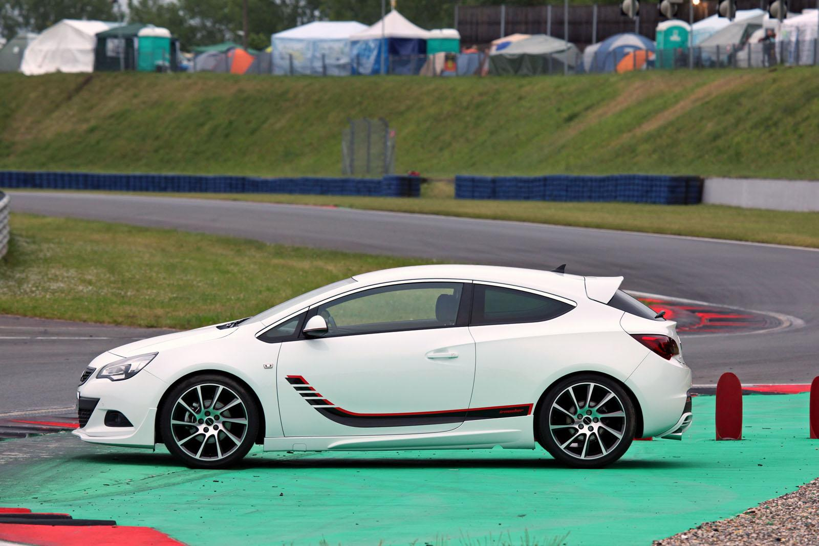 Irmscher Opel Astra Gtc Turbo I 1400 Boasts With 170