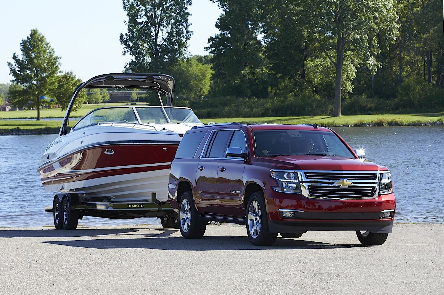 Is the 2015 chevrolet suburban the unsung hero of family road trips autoevolution
