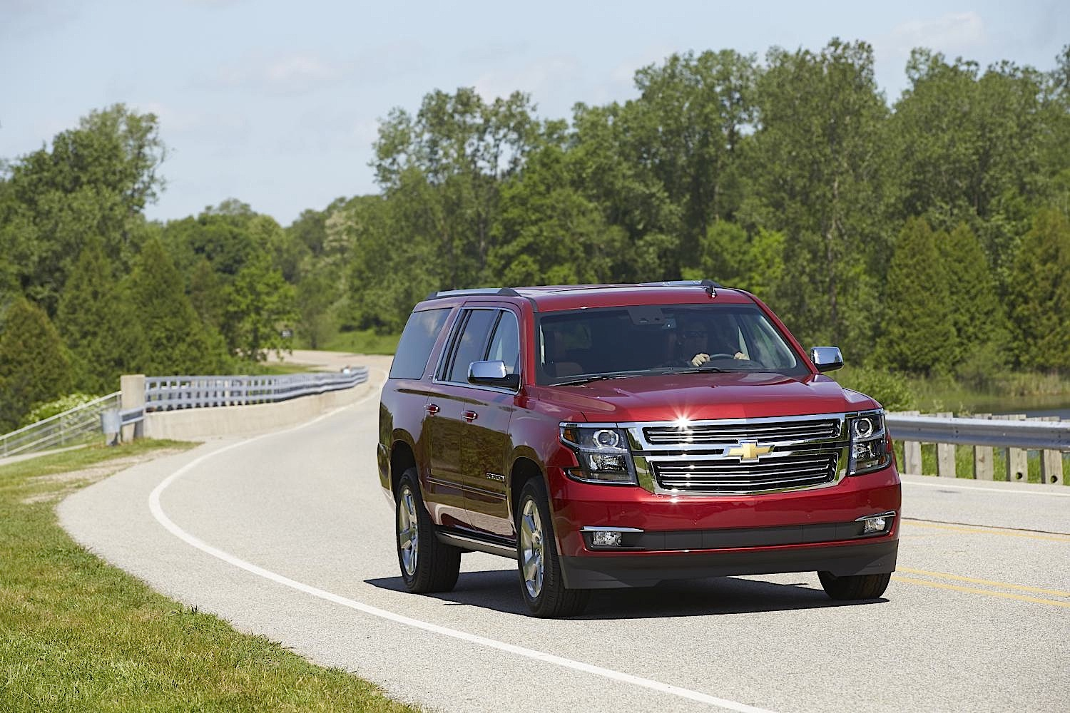 Is the 2015 Chevrolet Suburban the Unsung Hero of Family ...