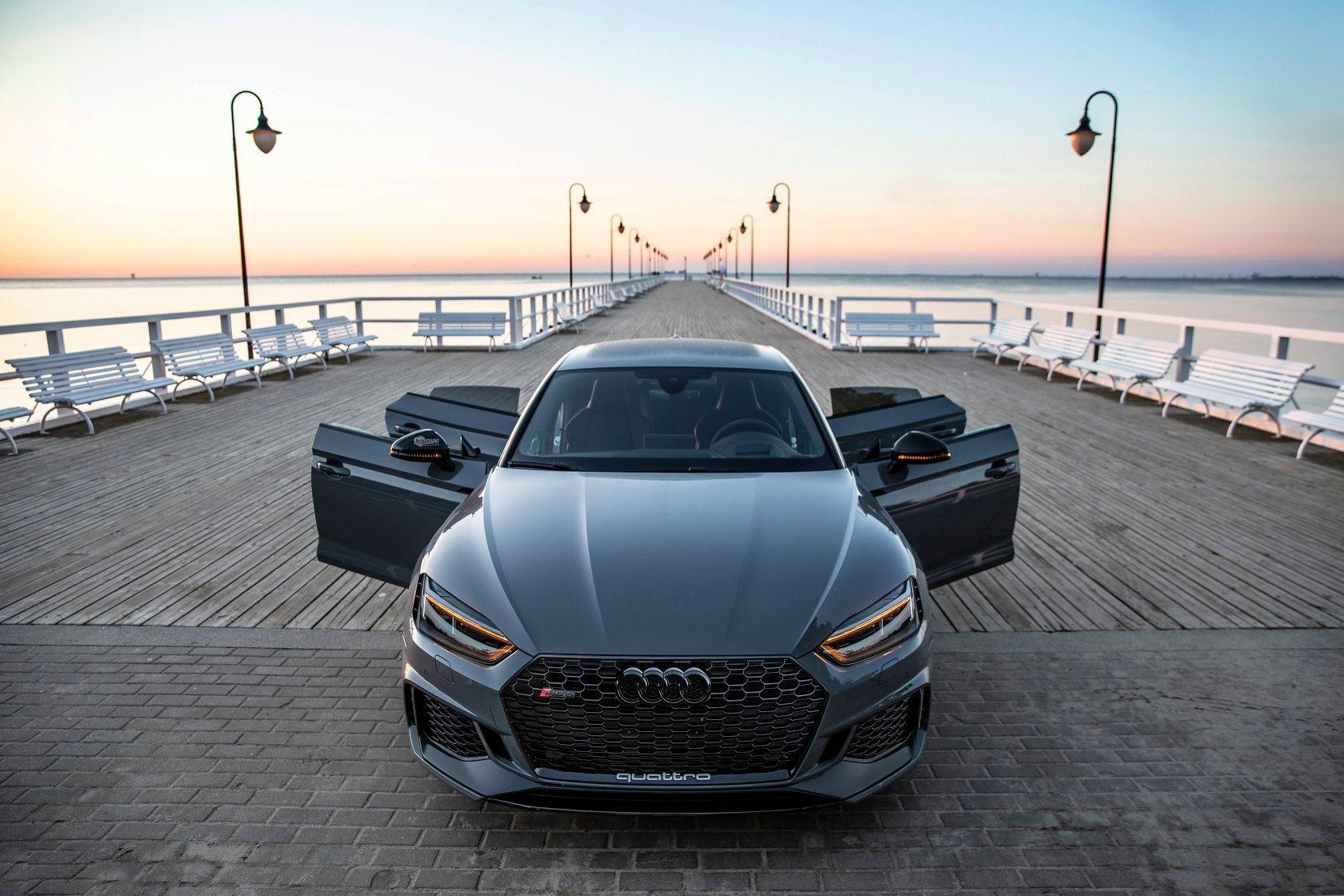Is the 2020 Audi RS5 Sportback Now The Best-Looking 4-Door
