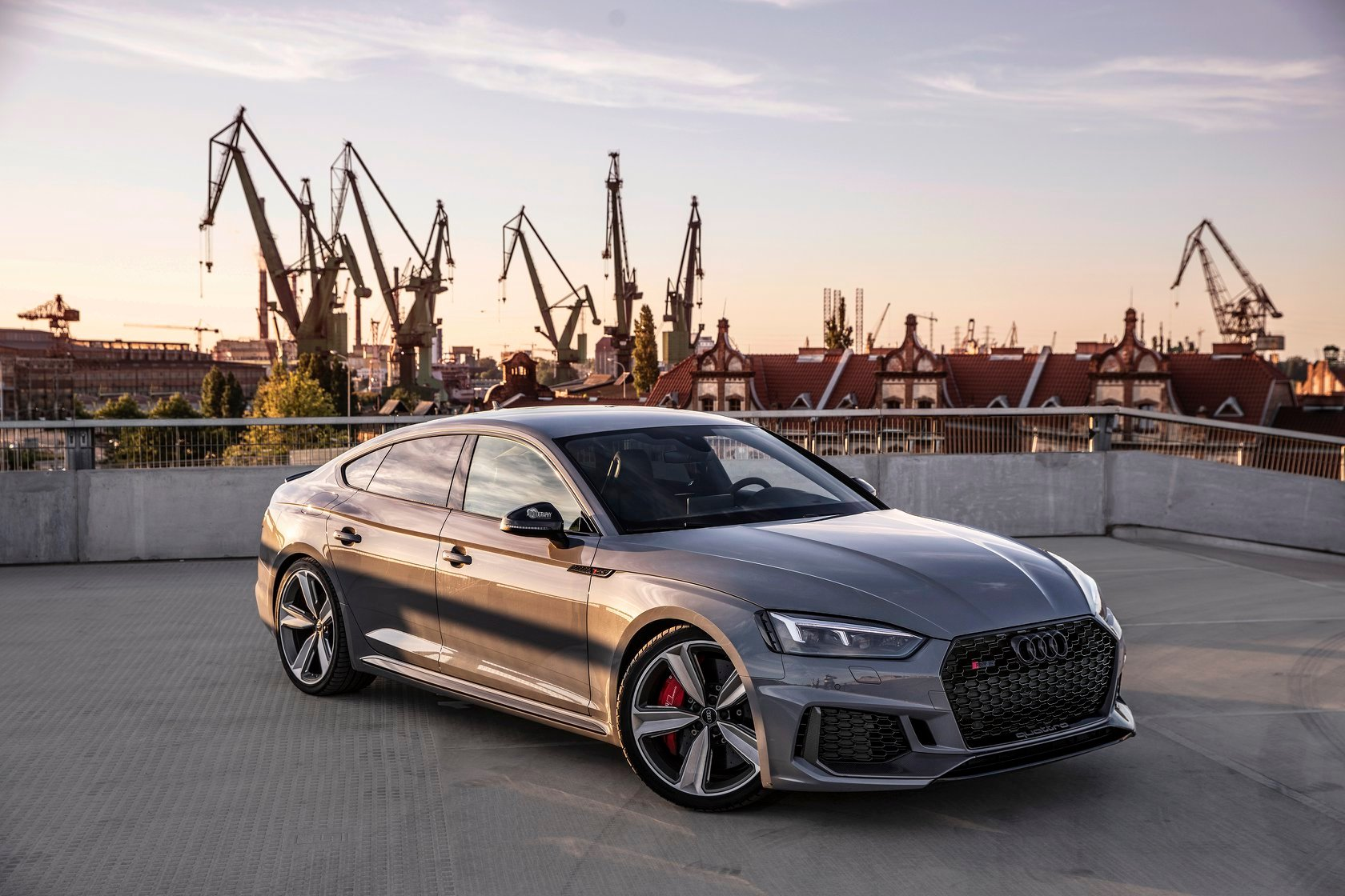 Is The 2020 Audi Rs5 Sportback Now The Best Looking 4 Door Coupe Autoevolution
