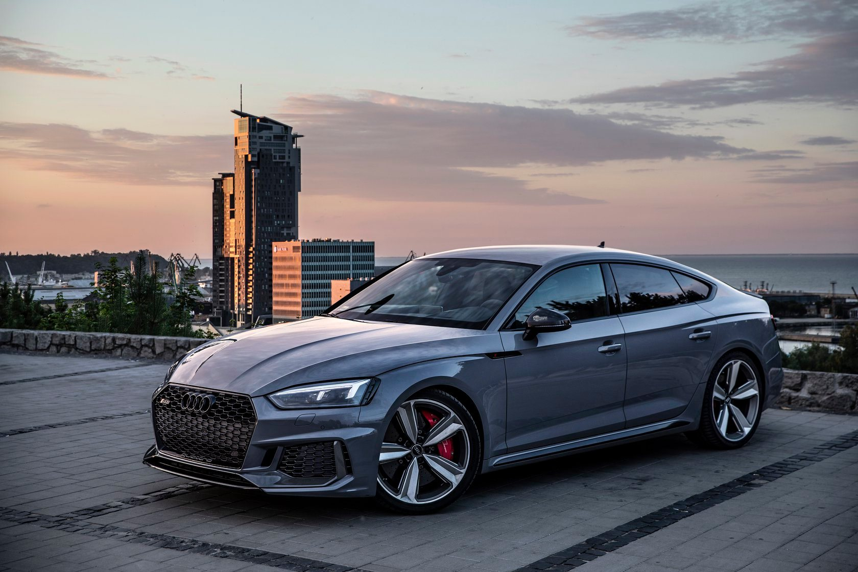 Is the 2020 Audi RS5 Sportback Now The Best-Looking 4-Door Coupe