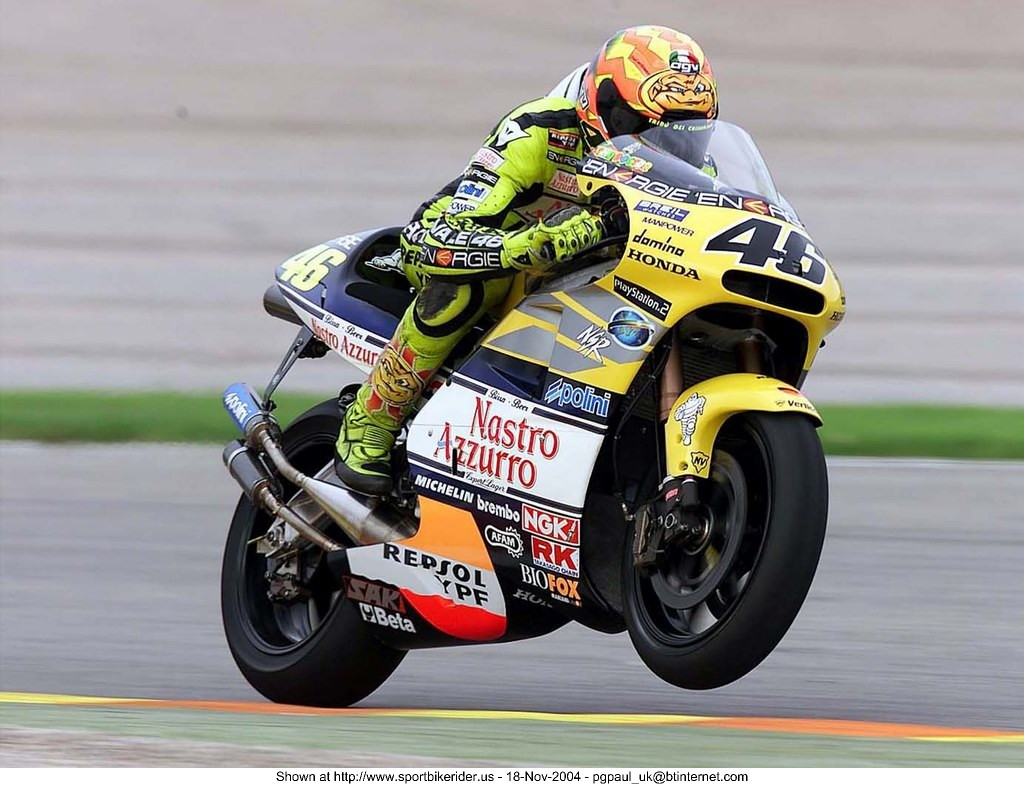 Is the upcoming ronax 500 a valentino rossi tribute motorcycle autoevolution