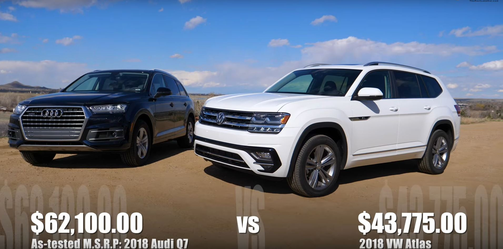 Is the Volkswagen Atlas an Audi Q7 for Less? - autoevolution