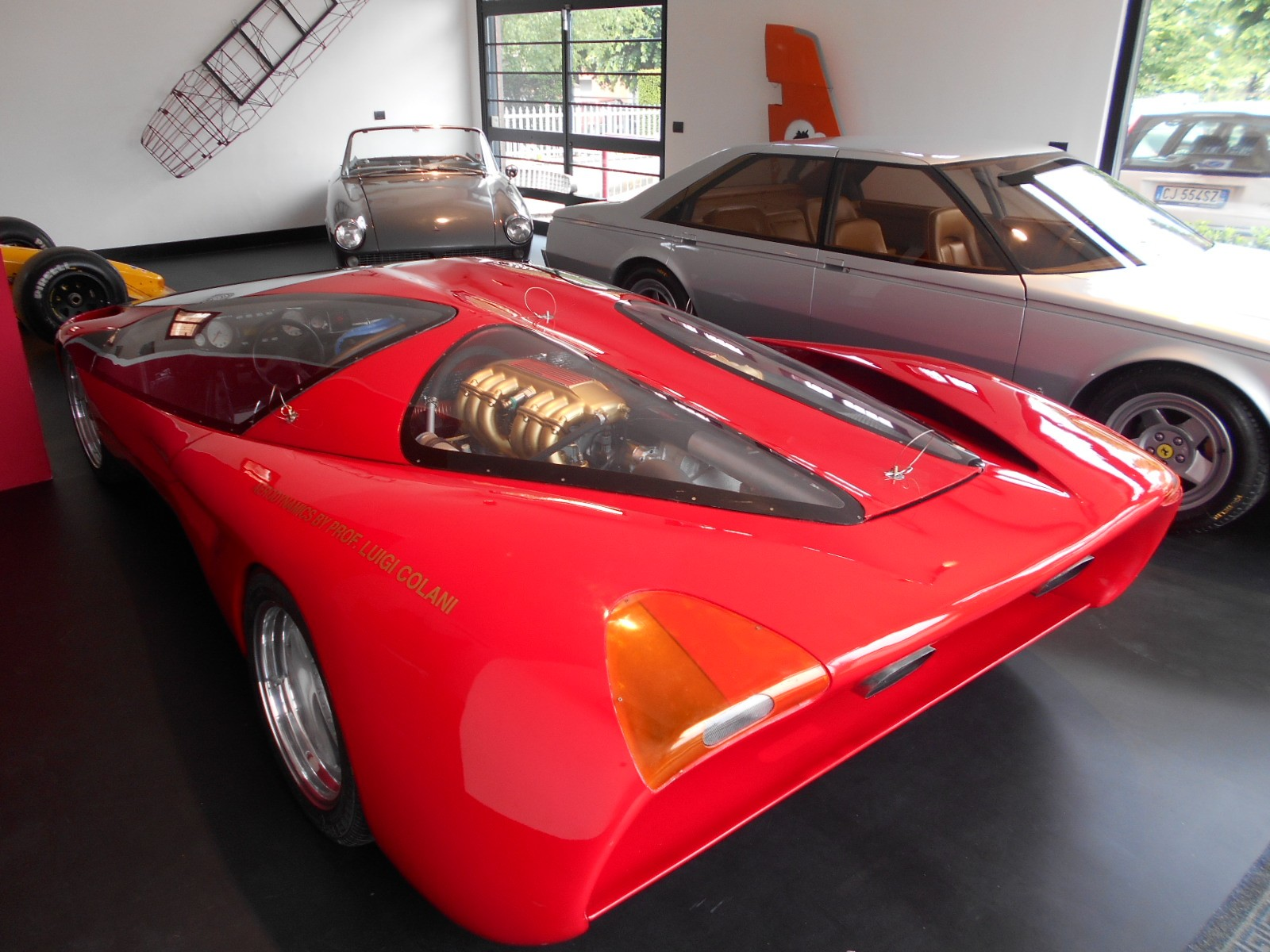 Is This Gorgeous One-Of-A-Kind Ferrari Testa D'Oro for Sale? - Photo