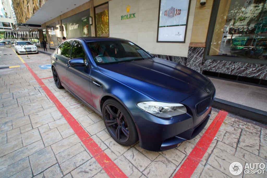 Is This The Most Beautiful F10 M5 You Ve Ever Seen