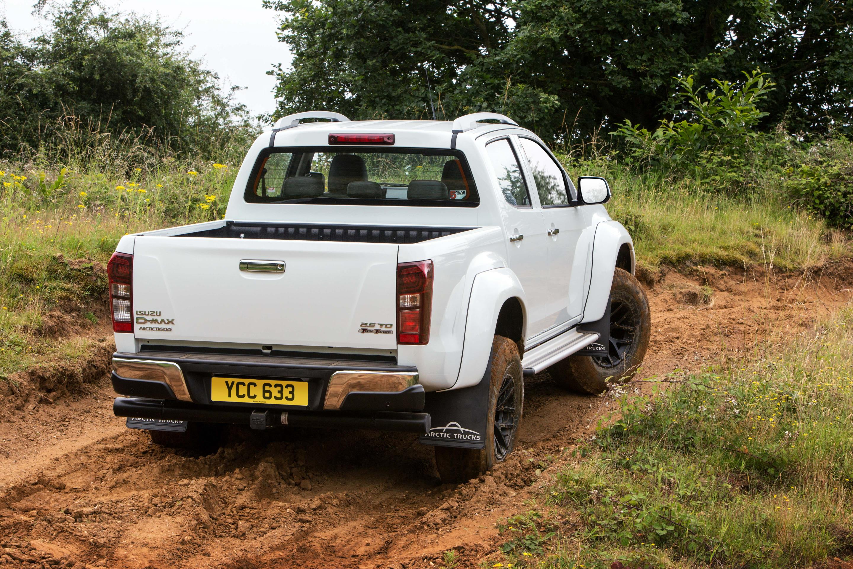 Isuzu D-Max Arctic Trucks AT35 Price Announced, Prepare £ ...