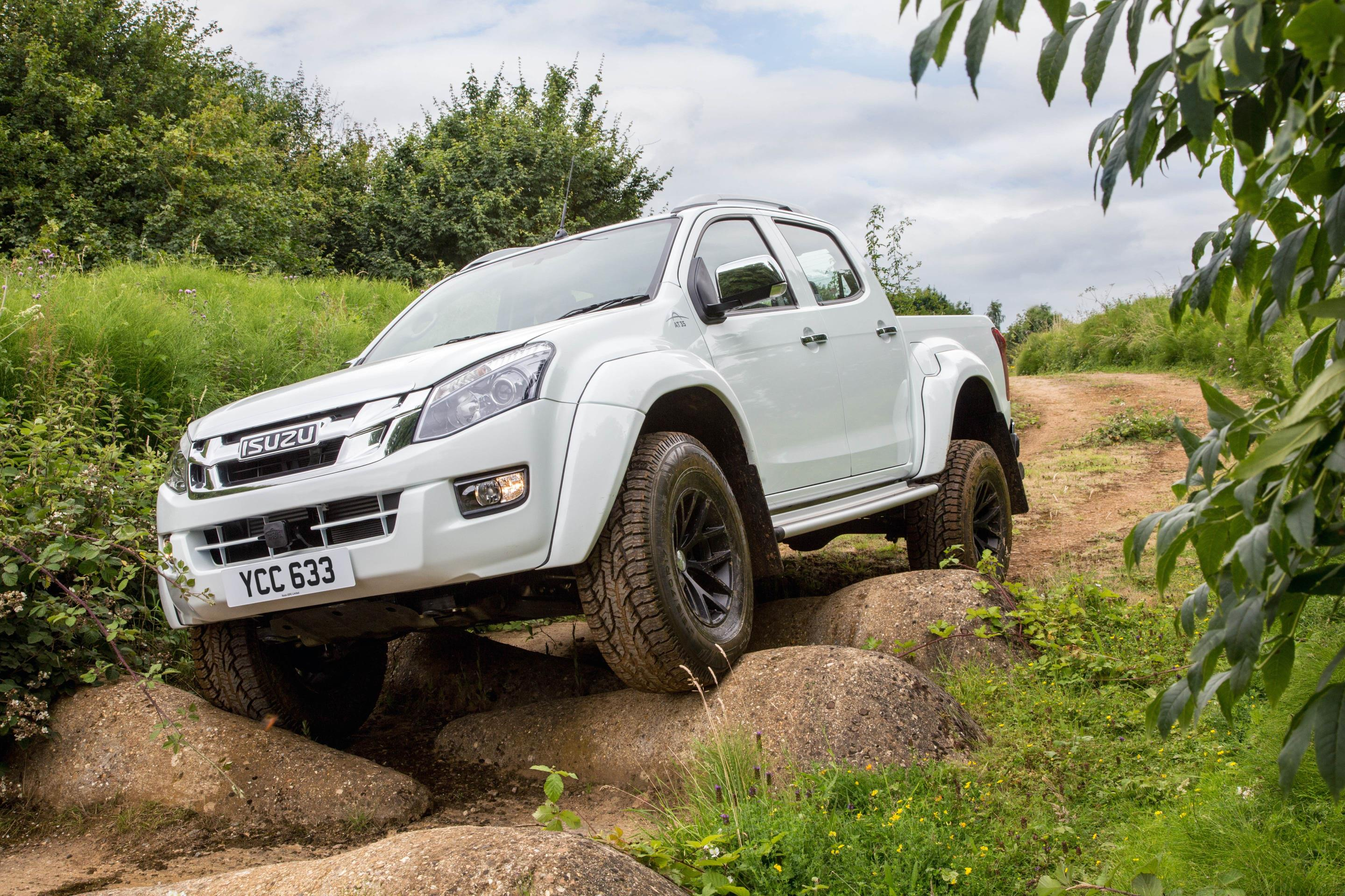 Isuzu D Max Arctic Trucks At35 Price Announced Prepare 163