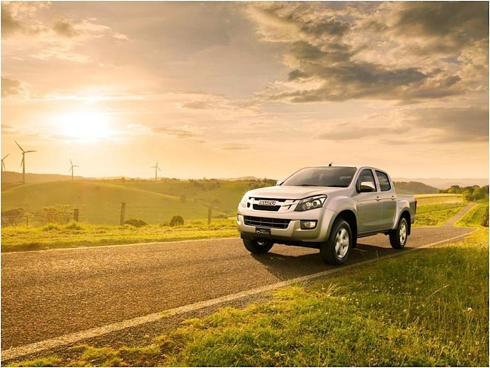 Isuzu D Max Gets Star Euro Ncap Safety Rating Video