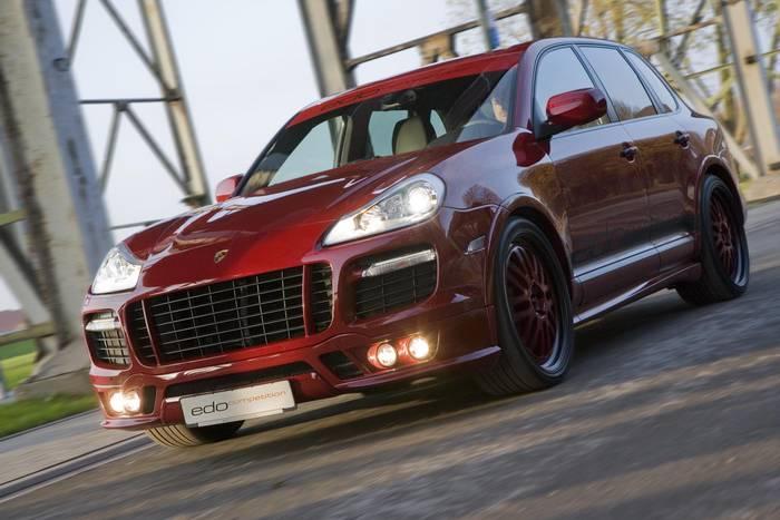 It's an SUV, It's a Sports Car, It's edo's Cayenne GTS! - autoevolution