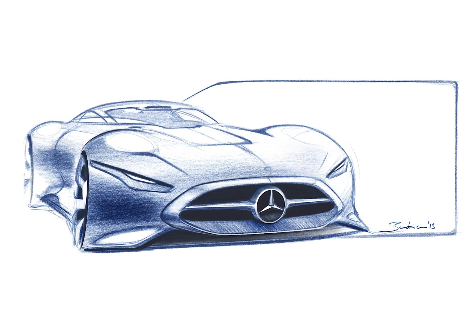 It Sure Is Tight In The Amg Vision Gran Turismo
