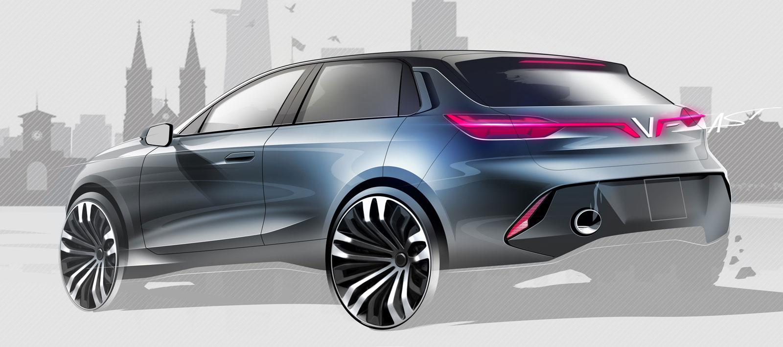 Italdesign Chosen by Public to Design Cars for Vietnamese ...